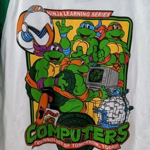 NWOT Teenage Mutant Ninja Turtles Tshirt